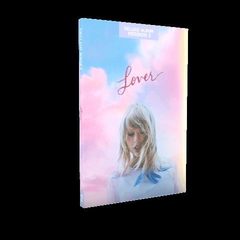 √Lover (Deluxe Album Version 2) von Taylor Swift - CD jetzt im Bravado Shop