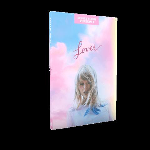 √Lover (Deluxe Album Version 4) von Taylor Swift - CD jetzt im Bravado Shop