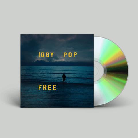 Free (Mint Pack) von Iggy Pop - CD jetzt im Bravado Shop