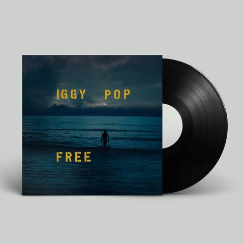 √Free von Iggy Pop - LP jetzt im Bravado Shop