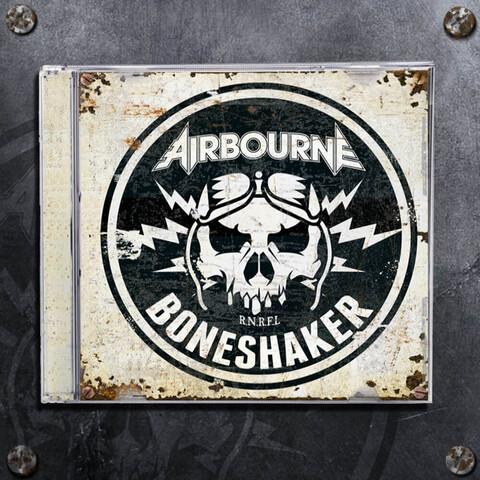 √Boneshaker von Airbourne - CD jetzt im Bravado Shop