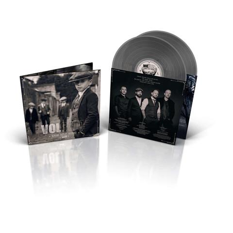 √Rewind, Replay, Rebound (Ltd. Silver 2LP inkl. MP3 Code) von Volbeat - 2LP jetzt im Bravado Shop