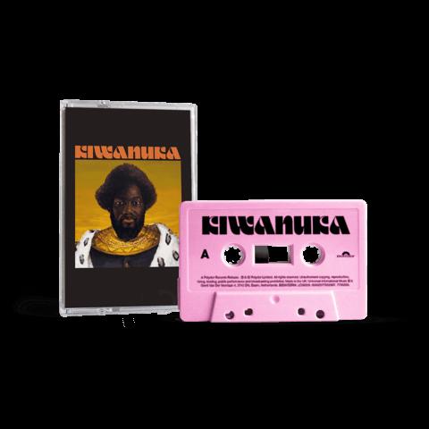 √KIWANUKA (Ltd. Cassette) von Michael Kiwanuka - MC jetzt im Bravado Shop