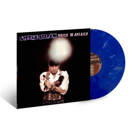 √Voice Of America (Ltd. Blue Marble Vinyl) von Little Steven & The Disciples Of Soul - LP jetzt im Bravado Shop