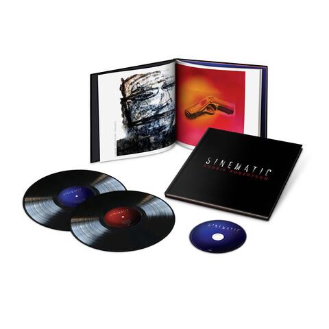 √Sinematic (Ltd. Deluxe 2LP+CD) von Robbie Robertson - Box jetzt im Bravado Shop