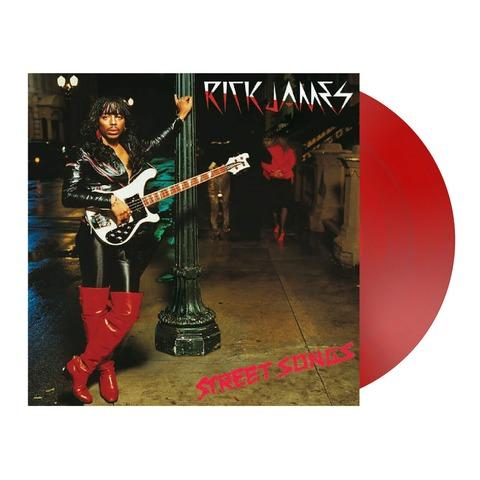 Street Songs (Ltd. Coloured LP) von Rick James - LP jetzt im Bravado Shop