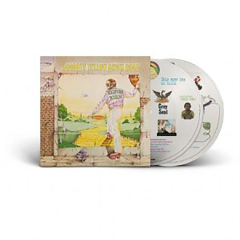 √Goodbye Yellow Brick Road (Ltd. Picture 2LP) von Elton John - 2LP jetzt im Bravado Shop