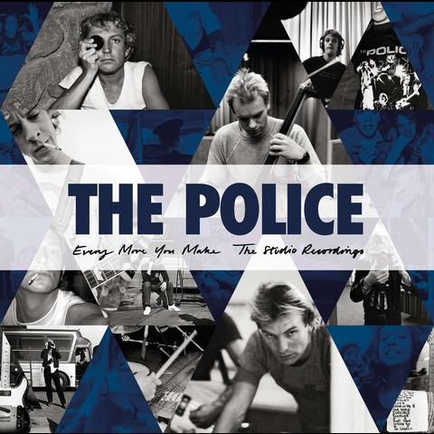 Every Move You Make: The Studio Recordings (Ltd. Edition 6CD Box) von The Police - Boxset jetzt im Bravado Shop