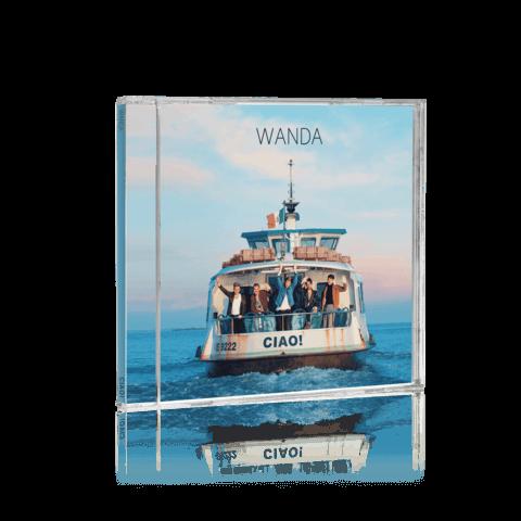 √Ciao! (CD + Seesack - limitierte Auflage) von Wanda - CD Bundle jetzt im Bravado Shop