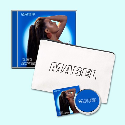 √High Expectations (Ltd. Make Up Kit) von Mabel - CD jetzt im Bravado Shop