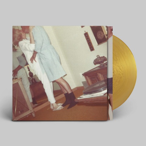 √Is 4 Lovers (Standard Gold Vinyl) von Death From Above 1979 - Coloured LP jetzt im Bravado Shop
