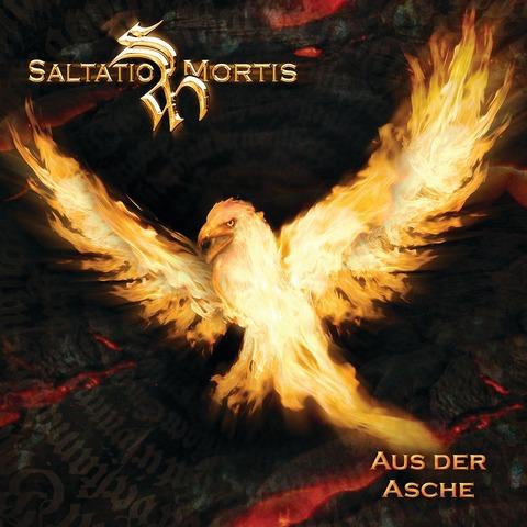 √Aus Der Asche von Saltatio Mortis - CD jetzt im Bravado Shop