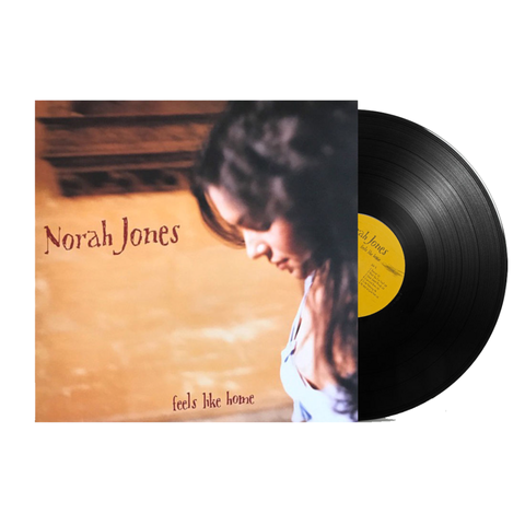 Feels Like Home (Vinyl) von Norah Jones - LP jetzt im Bravado Shop