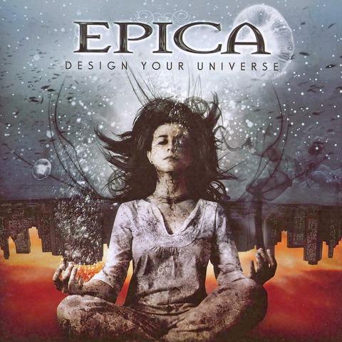 √Design Your Universe von Epica - 1CD jetzt im Bravado Shop