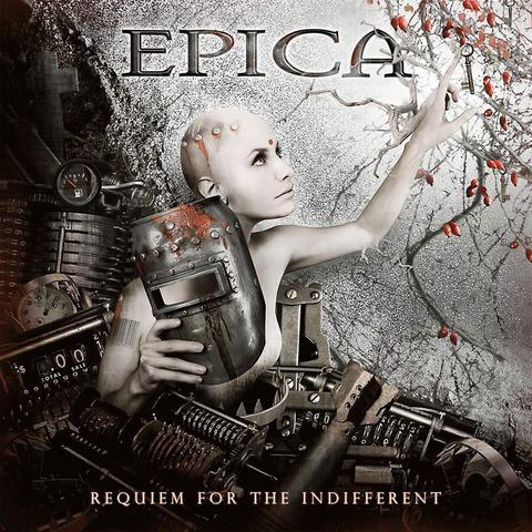 Requiem For The Indifferent von Epica - 1CD jetzt im Bravado Store