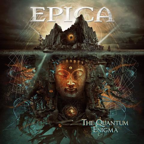 √The Quantum Enigma von Epica - 1CD jetzt im Bravado Shop