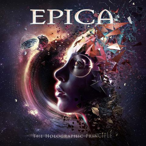 √The Holographic Principle - Incl. 5 Bonus Track CD von Epica - 2CD jetzt im Bravado Shop