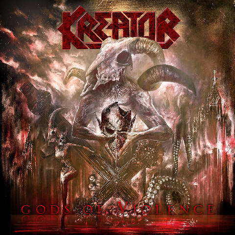 √Gods Of Violence von Kreator - CD jetzt im Bravado Shop