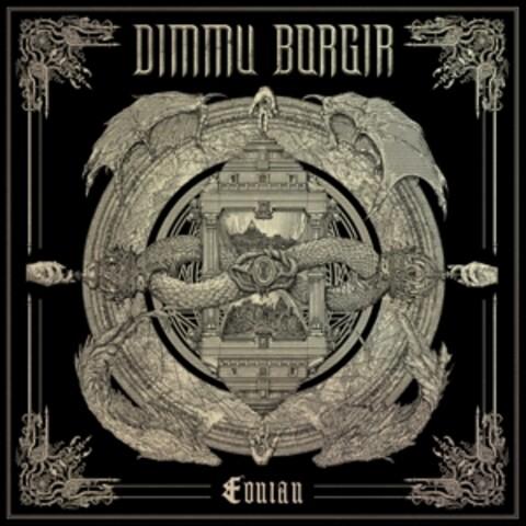 √Eonian (CD-Digipak) von Dimmu Borgir - CD jetzt im Bravado Shop