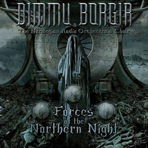 √Forces of the Northern Night von Dimmu Borgir - CD jetzt im Bravado Shop