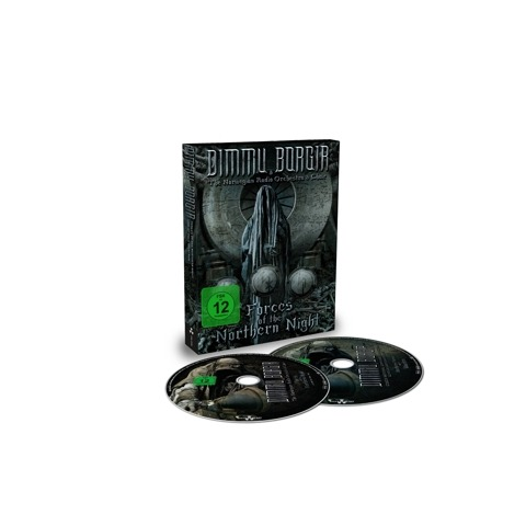 √Forces Of The Northern Night von Dimmu Borgir - DVD-Video Album jetzt im Bravado Shop