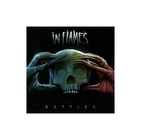 √Battles von In Flames - LP jetzt im Bravado Shop