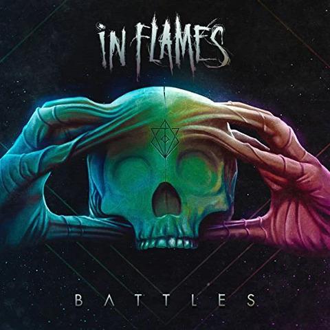 √Battles von In Flames - CD jetzt im Bravado Shop