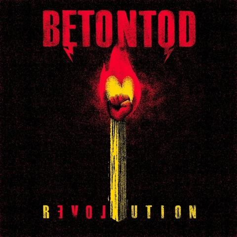 √Revolution von Betontod - LP + Bonus-CD jetzt im Bravado Shop