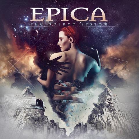 The Solace System von Epica - CD jetzt im Bravado Store