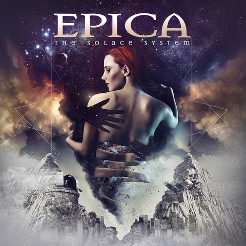 √The Solace System - Violet Sparkle Vinyl von Epica - 2LP jetzt im Bravado Shop