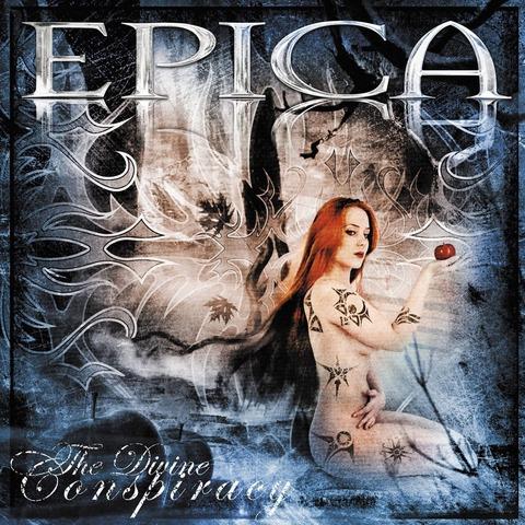 √The Divine Conspiracy - Red Vinyl von Epica - 2LP jetzt im Bravado Shop
