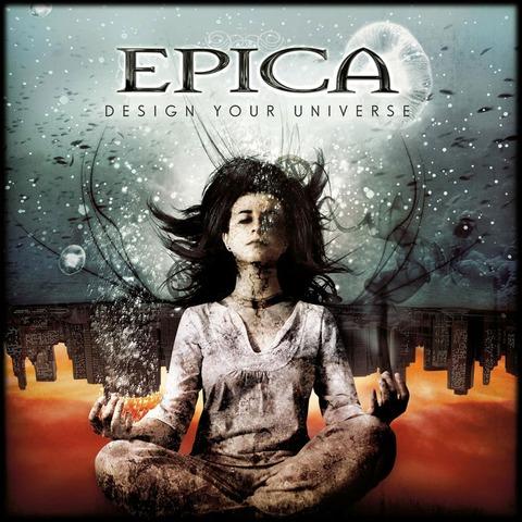 √Design Your Universe - Clear Vinyl von Epica - 2LP jetzt im Bravado Shop