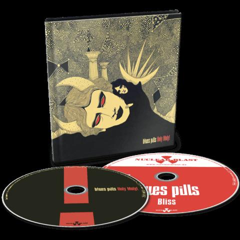 Holy Moly! (Digibook 2CD) von Blues Pills - 2CD jetzt im Bravado Shop