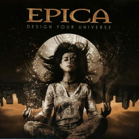 √Design Your Universe - Gold Edition von Epica - 2CD jetzt im Bravado Shop