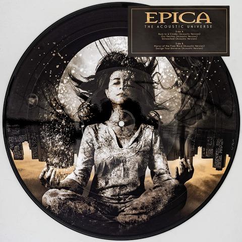The Acoustic Universe - Picture Single von Epica - Vinyl Single jetzt im Bravado Shop