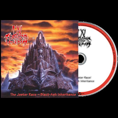 The Jester Race + Black Ash-Inheritance von In Flames - CD jetzt im Bravado Store