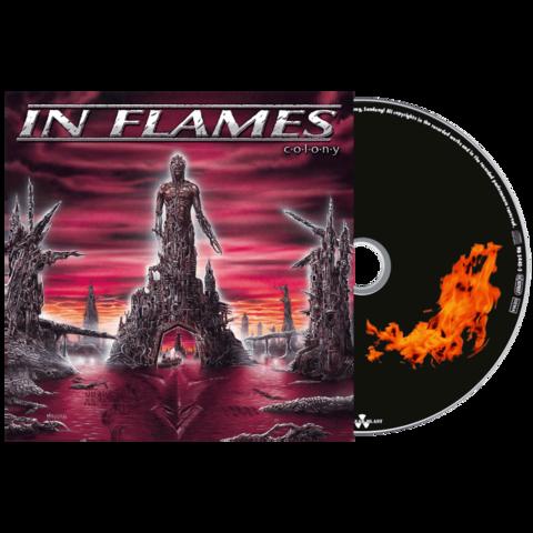 Colony von In Flames - CD jetzt im Bravado Store