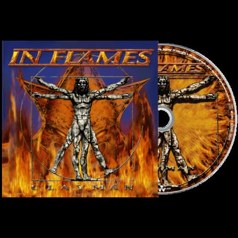 Clayman von In Flames - CD jetzt im Bravado Store