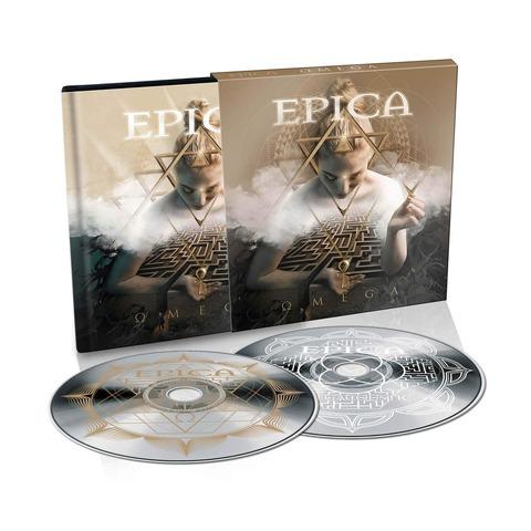 Omega (2CD Digibook) von Epica - 2CD jetzt im Bravado Shop