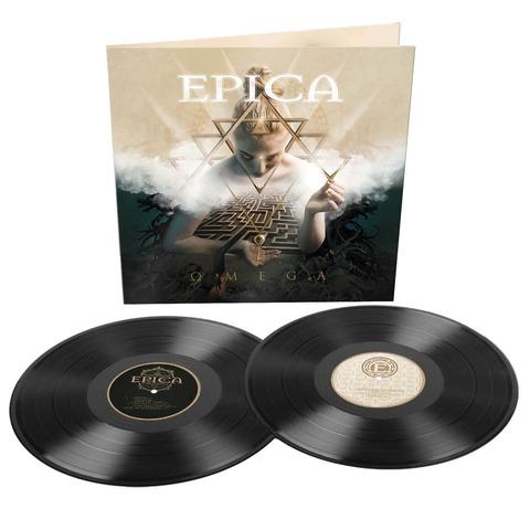 √Omega (Black 2LP) von Epica - 2LP jetzt im Bravado Shop