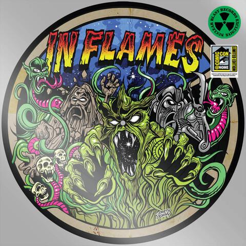 √Clayman 2020 (12'' Picture Disc) von In Flames - LP jetzt im Bravado Shop
