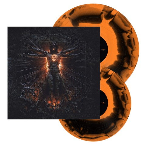 √Clayman (20th Anninversary Editon) - Ltd. Orange / Black Swirl LP von In Flames - 2LP jetzt im Bravado Shop