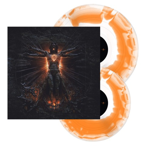 √Clayman (20th Anniversary Edition) - Ltd. White / Orange Swirl LP von In Flames - LP jetzt im Bravado Shop