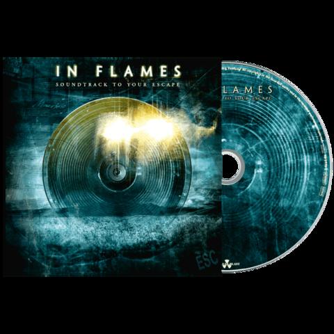 Soundtrack To Your Escape von In Flames - CD jetzt im Bravado Store
