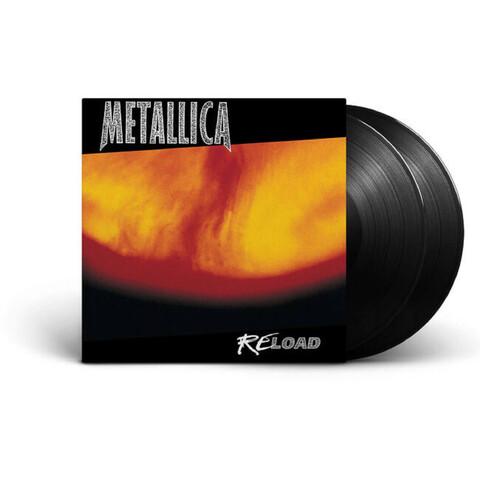 √Reload (2LP) von Metallica - LP jetzt im Bravado Shop