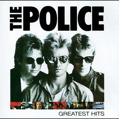 Greatest Hits von The Police - CD jetzt im Bravado Store