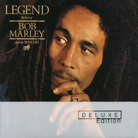 √Legend (Deluxe Edition) von Bob Marley - 2CD jetzt im Bravado Shop