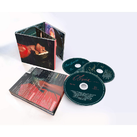 Physical von Olivia Newton-John - 40th Anniversary Deluxe 2CD/DVD jetzt im Bravado Store