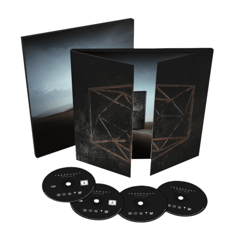 Portals (Limited Edition Boxset) von TesseracT - Boxset jetzt im Bravado Store