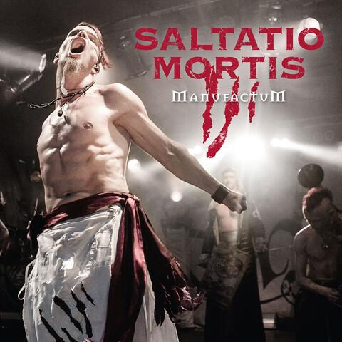 √Manufactum III von Saltatio Mortis - CD jetzt im Bravado Shop